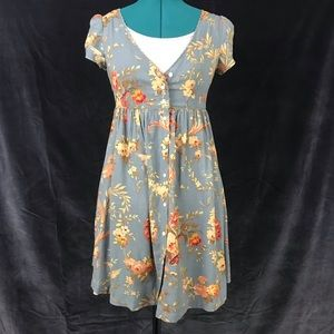 Ralph Lauren casual floral cotton dress